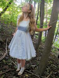 Alice in Wonderland - Alice 3 by burningsong