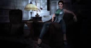 Night In Croft Manor