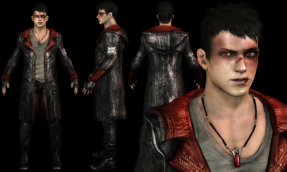 REBOOT Dante W.I.P 2 by Lobiply
