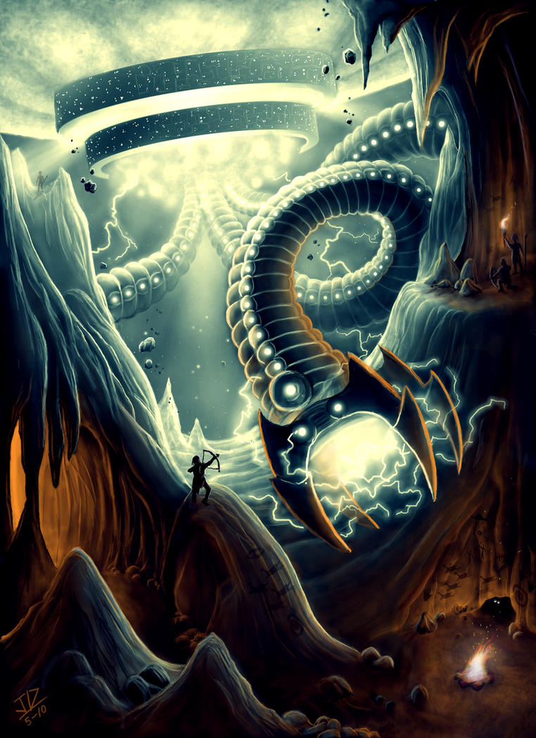 Ancient Aliens by Jared1481