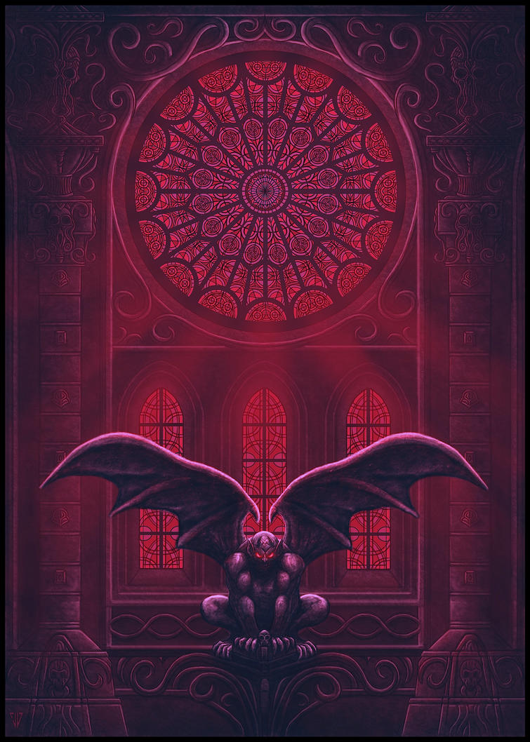 The Gargoyle by Jared1481