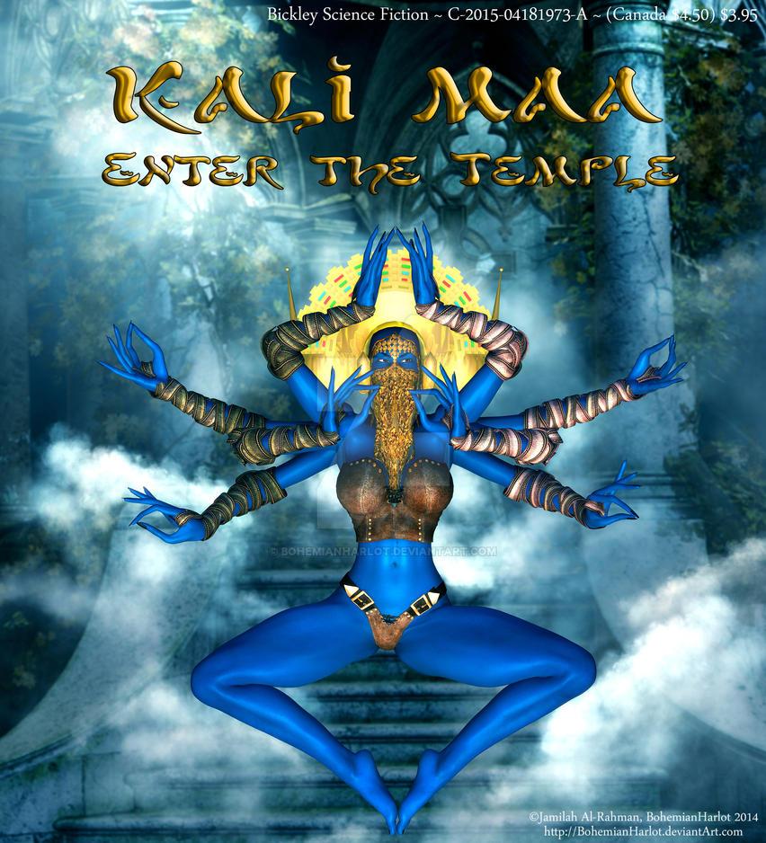Kali Maa by BohemianHarlot