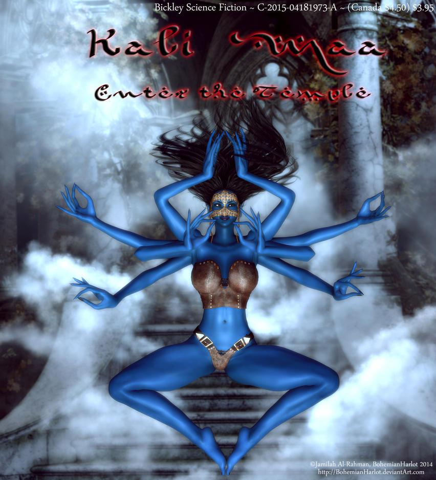 Kali Maa v2 by BohemianHarlot