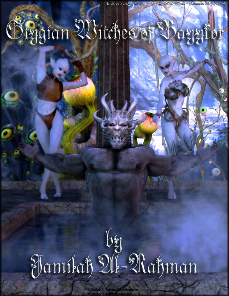 Stygian Witches of Bayykor by BohemianHarlot