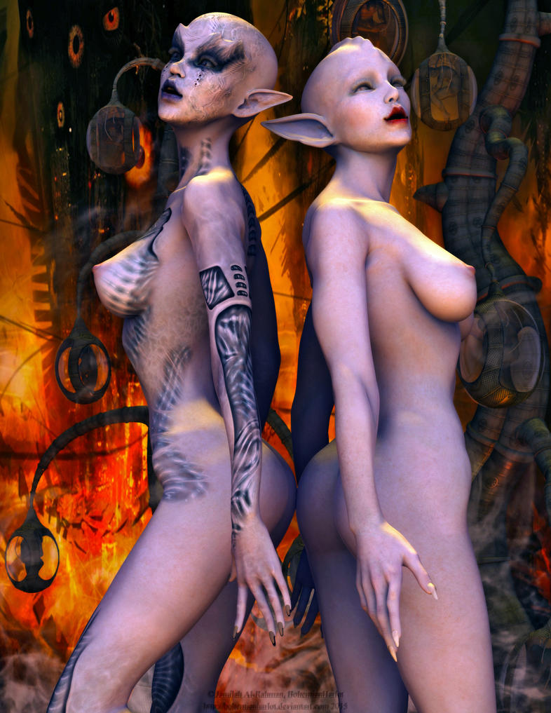 Entwined by BohemianHarlot