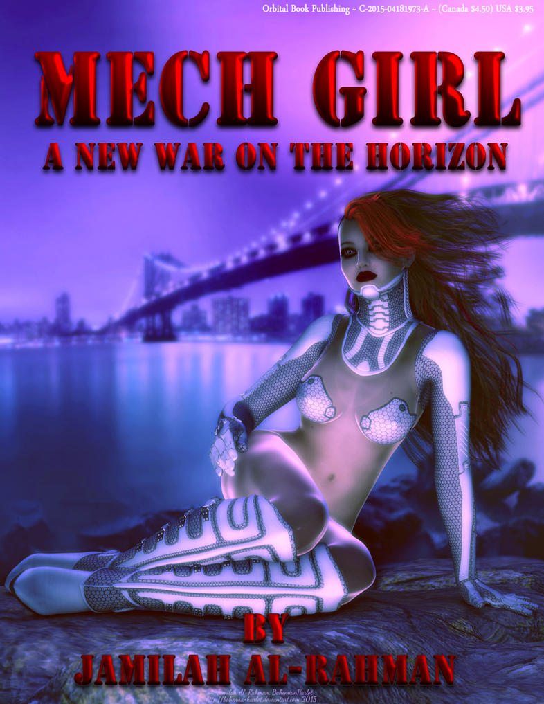 Mech Girl by BohemianHarlot