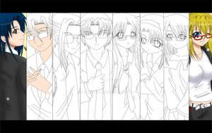 O.M.E.S. Characters