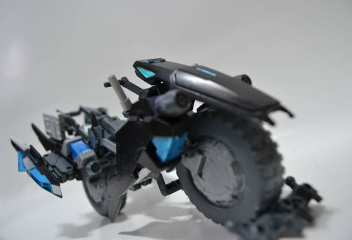 Meteor Bike (without Gatling Cannons)