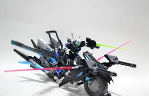 GN Archer ''Mikazuchi'' + Meteor Bike