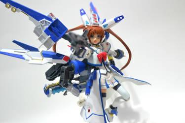MS Girl Nanoha Excelion: Rifle Mode 02