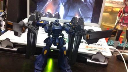 In Progress: Kampfer Amazing Thanatos- Cannon Mode
