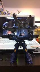 In Progress: Kampfer Amazing Thanatos- Full Cannon