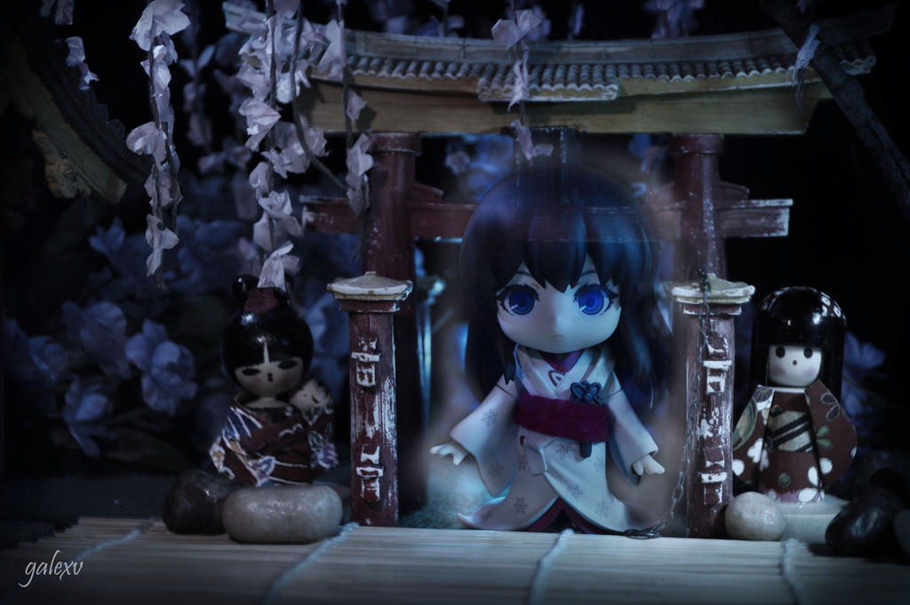 Fatal Frame: The Ghost of Akagi by gale015 on DeviantArt
