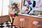 Cafe Yamato by gale015