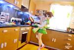 K-On! - Hirasawa Ui (Sunny Side-Up ver.) by SEGA P