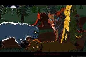 Russetfur's Death by Blue-Krew