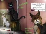 The BloodClan dentist