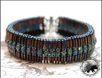 Tila Accordion Bracelet