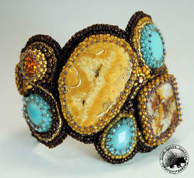 Stepping Stones Cuff