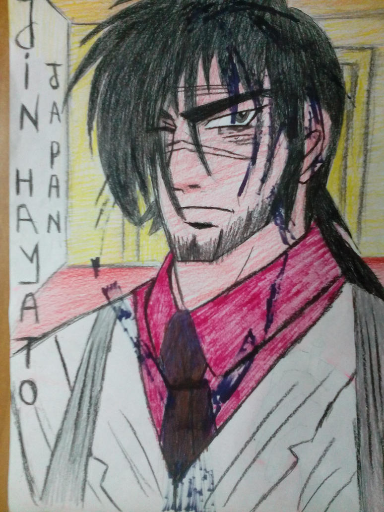 hayato jin by bilancia6 on DeviantArt