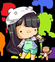 Puppet by Mishi-La