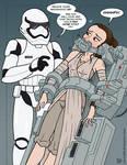 Rey Restrained