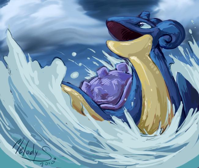 Stormy Surfing by IX-Demyx-IX