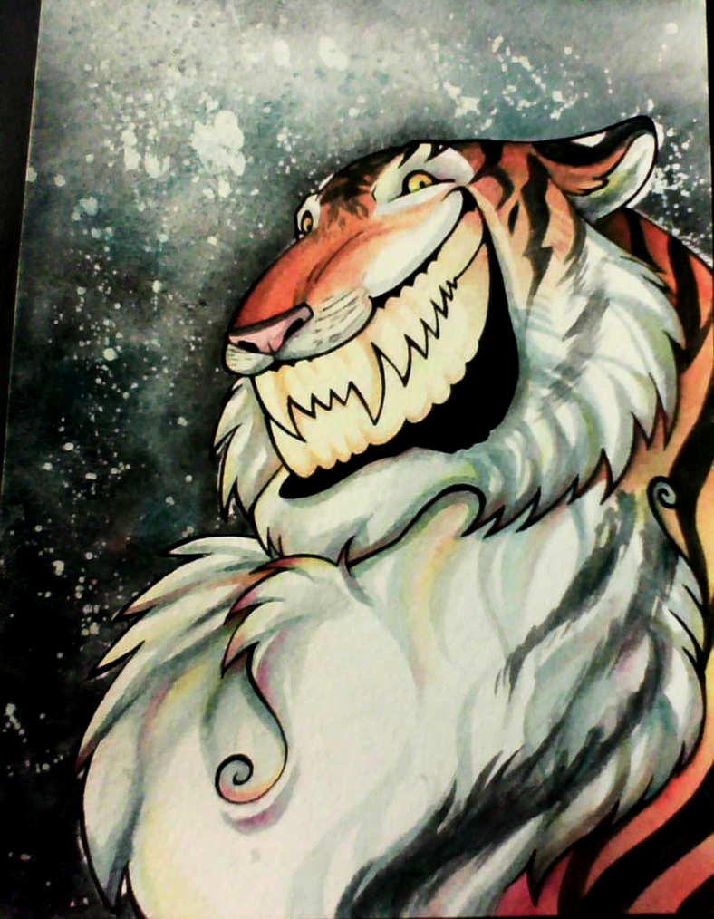 Happy Tygr by IX-Demyx-IX