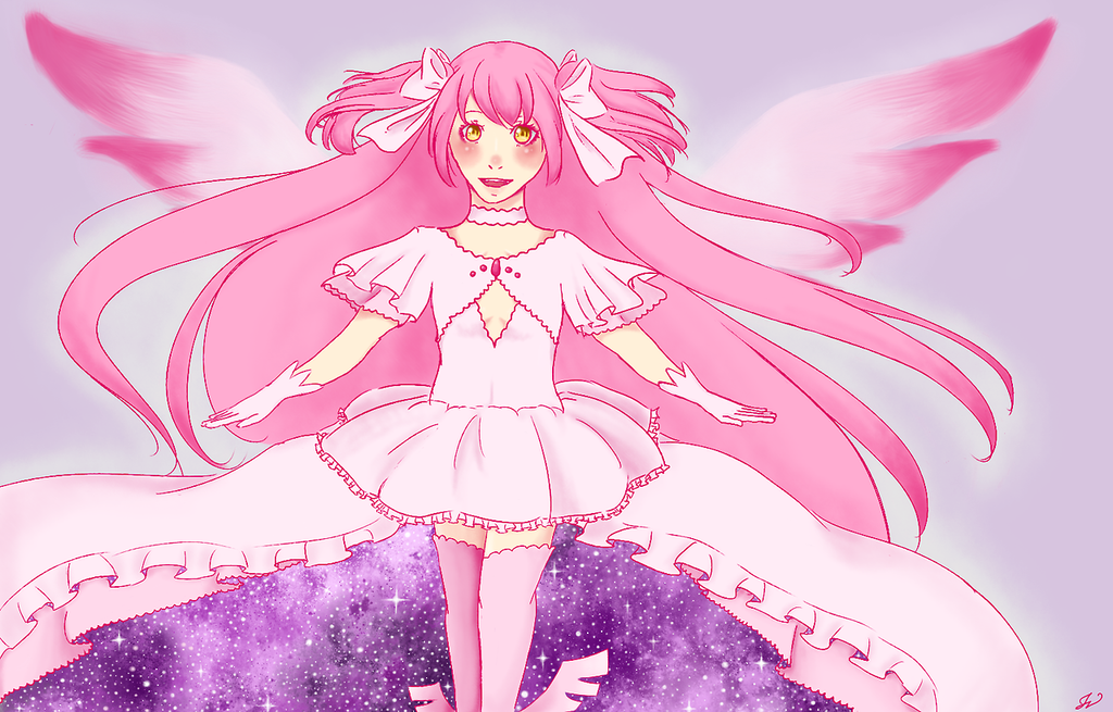 Ultimate Madoka by Windmountain