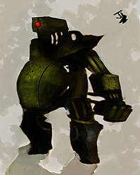 ROBOT CONCEPT1 by jue827