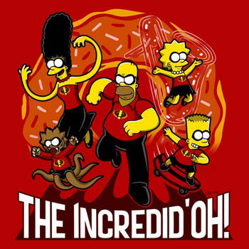The IncrediD'oh! by liu-psypher
