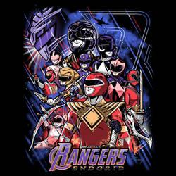 Rangers Endgrid by liu-psypher