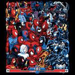 Spiders VS Symbiotes