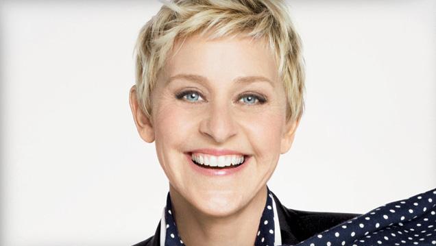 Ellen Degeneres Smile by elendegenereesfan1