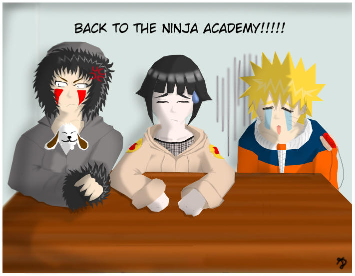 Naruto__SENT_BACK_TO_ACADEMY_by_hageshikulady