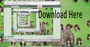 Hetalia Taiwan Shimeji [DOWNLOAD LINK INSIDE]