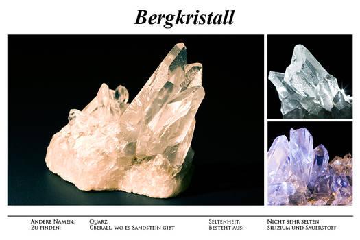 Info Card Mountain Crystal