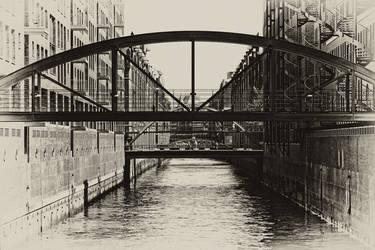 Bridges of Hamburg