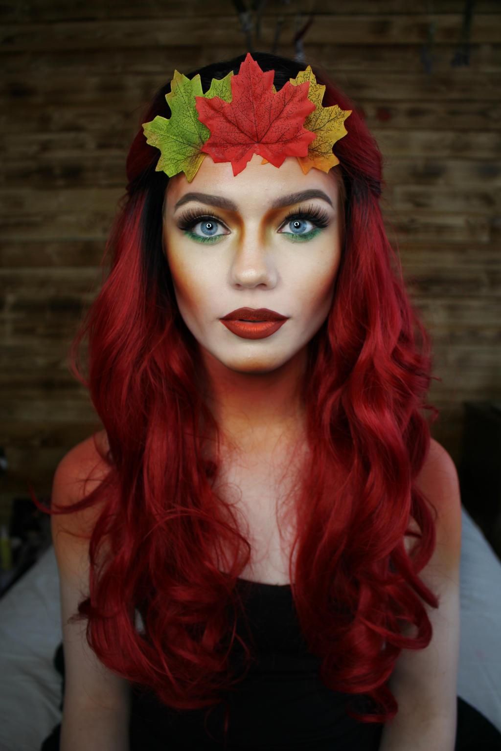 Queen of Autumn by milleviola