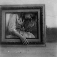 Self Portrait While Dreaming 2 by kayokayo