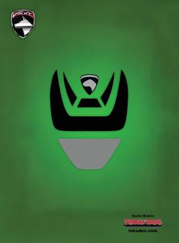 DEKA GREEN (Tokusou Sentai Dekaranger)