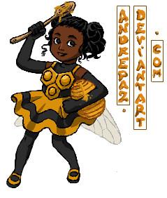 Sweet fairy by AndrePaz