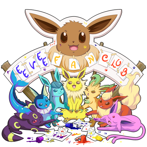 how to make eevee evolve in fire red