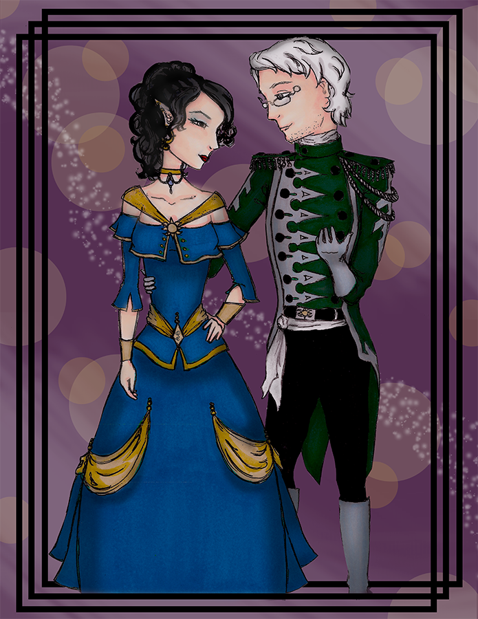 Shall We Dance? by Silverwhispers