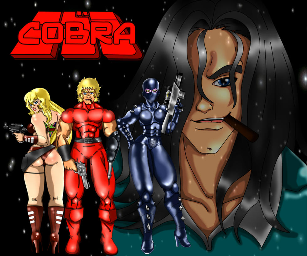 Cobra Manga Wallpaper: Space Adventure Cobra By Thechainzter On DeviantArt