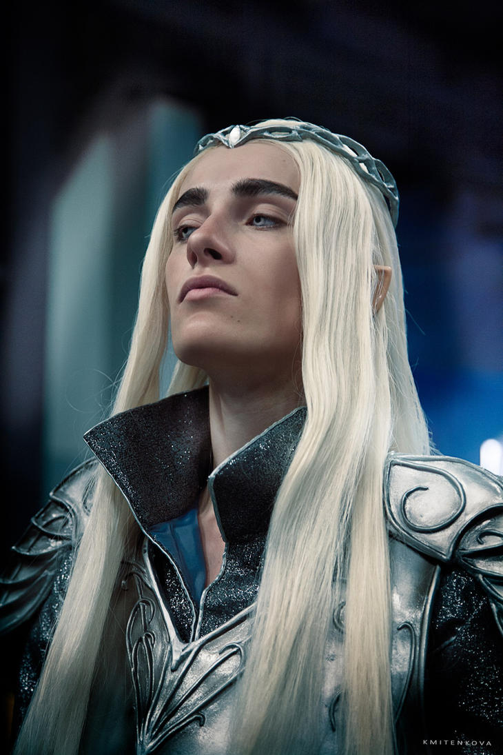 King Thranduil by Dziro--kun