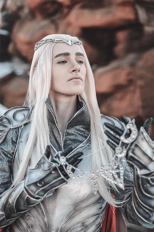 Thranduil - The Elven King by Dziro--kun