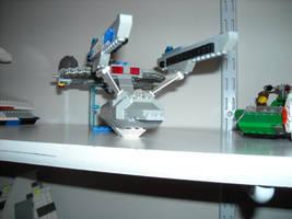 Lego Star Trek Enterprise NCC-1701-A 2