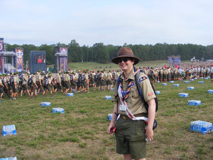 Boy Scout National Jamboree 2010 3 by ENT2PRI9SE