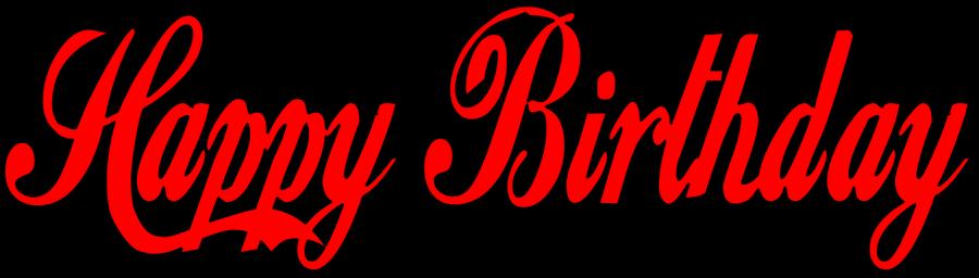 Happy Birthday Typography Png ~ Pin fonts happy birthday welcome to bingo slot machines on pinterest